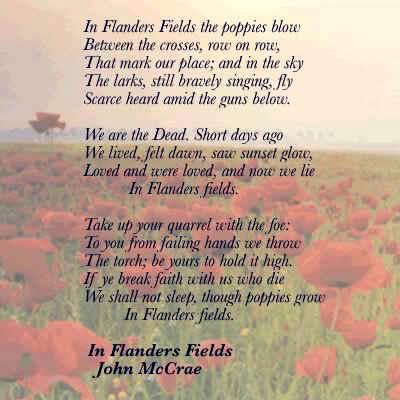 In Flanders Fields | Free at Last
