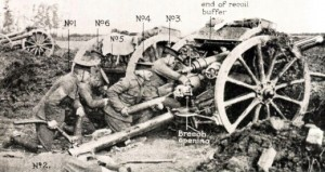 18 pdr Howitzer